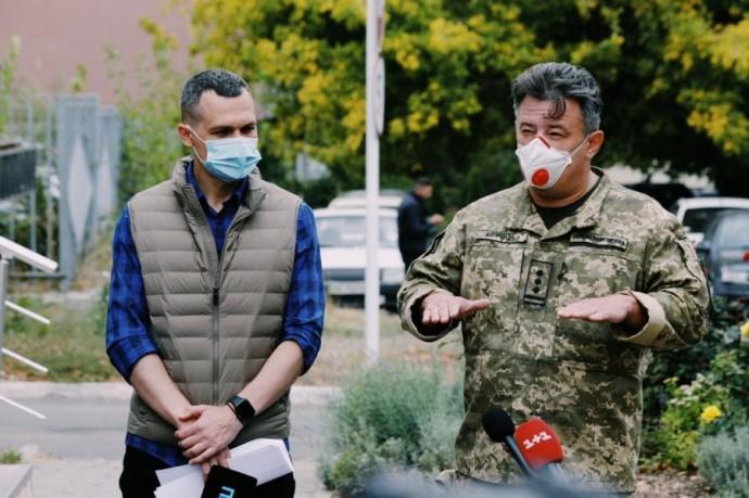 На Харьковщину прибыли 16 из 20 семей погибших курсантов