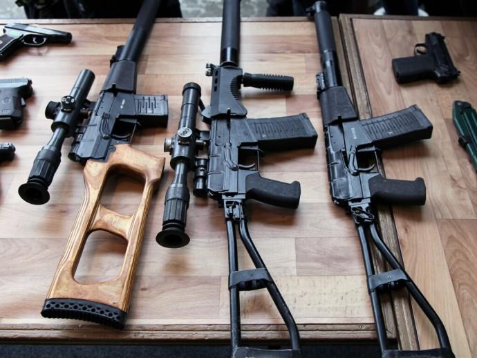В Раде поддержали легализацию огнестрельного оружия