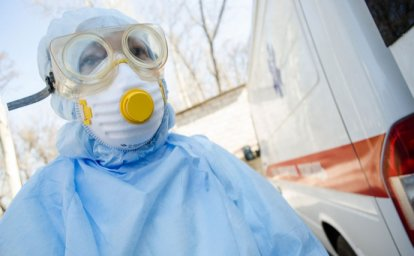 COVID-19 в Украине: за сутки зафиксировали 14 496 новых случаев заражения
