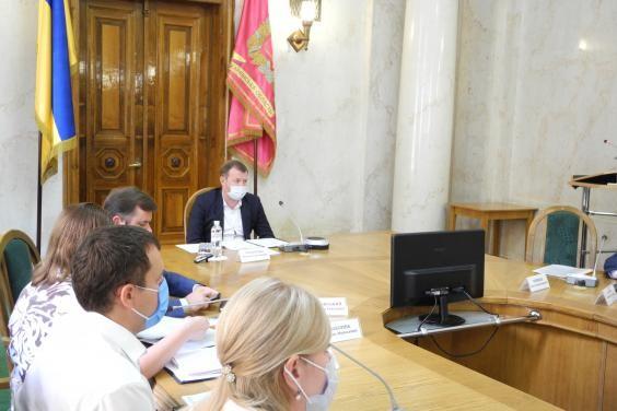 Жилищный фонд Харьковщины подготовлен к зиме почти на 58%