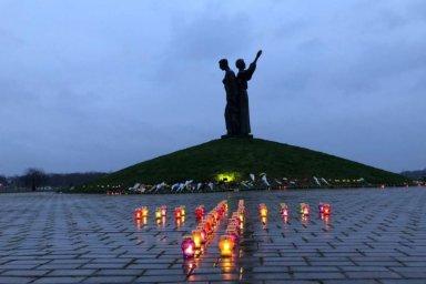 На Харьковщине почтили память жертв Голодоморов