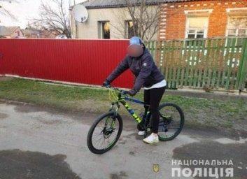 Крал со дворов и сдавал в ломбард: похититель велосипедов пойман (ГУНП)