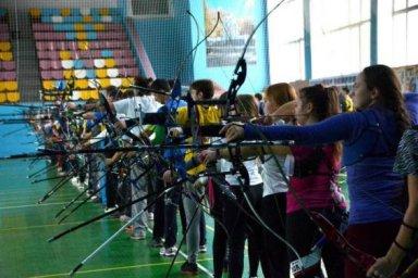 Лучники из семи областей Украины соревнуются в Харькове за Кубок Рубана