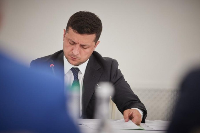 Президент утвердил Стратегию национальной безопасности Украины