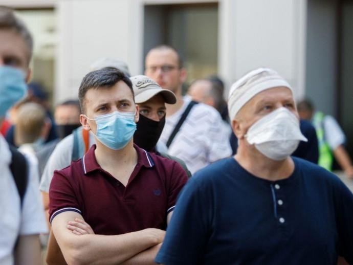 В Украине не готовы к ослаблению карантина 9 областей - Минздрав
