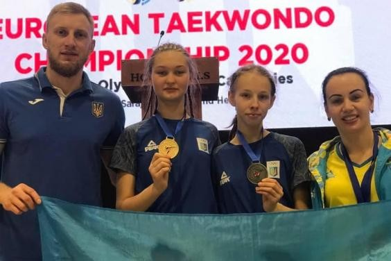 Дарья Костеневич выиграла чемпионат Европы по тхэквондо