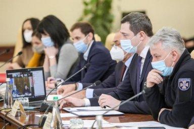Состоялось заседание Правительственной комиссии по расследованию причин пожара в Харькове