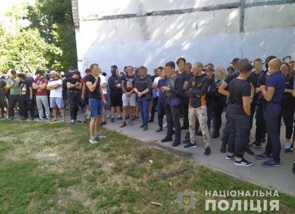 Стрельба под Харьковом: продолжается заседание суда (ФОТО)