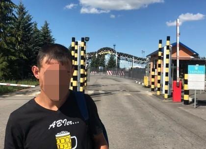 Отсидевшего угонщика из РФ выдворили из Украины