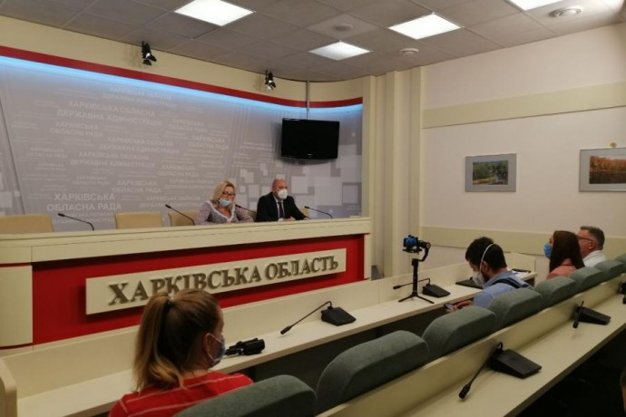 На Харьковщине вдвое увеличили объем тестирования на COVID-19