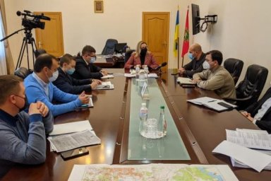 В Харьковской ОГА состоялось заседание штаба мобильного реагирования на случаи нарушений прав землев