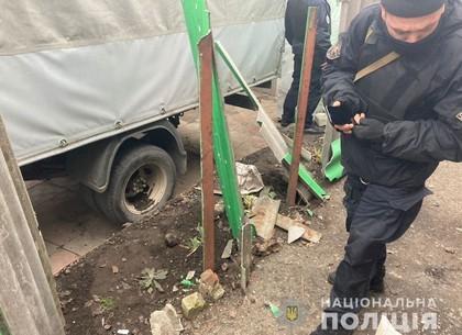 В частном секторе Тюринки взорвали гранату (ГУ НП)