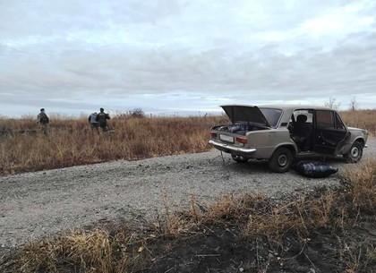 ФОТО: На границе с РФ задержали украинца с «теплым» товаром (ГПСУ)