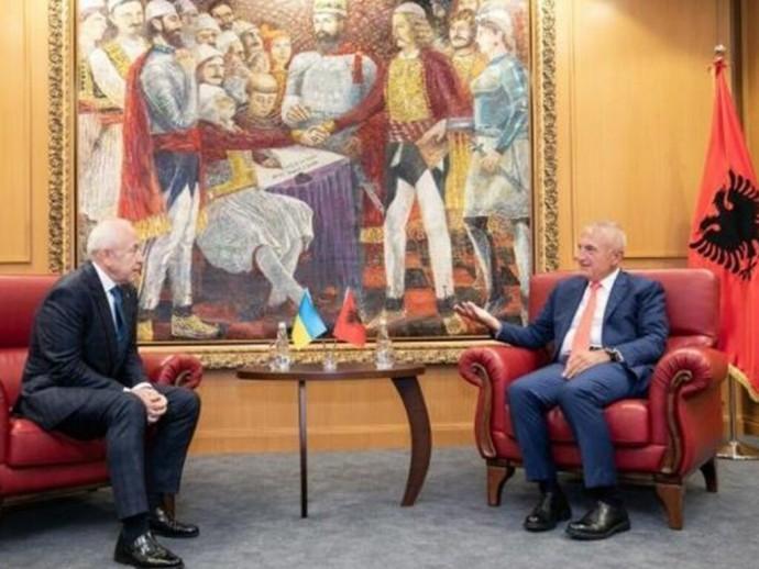 Впервые в истории Украина открыла Посольство в Албании