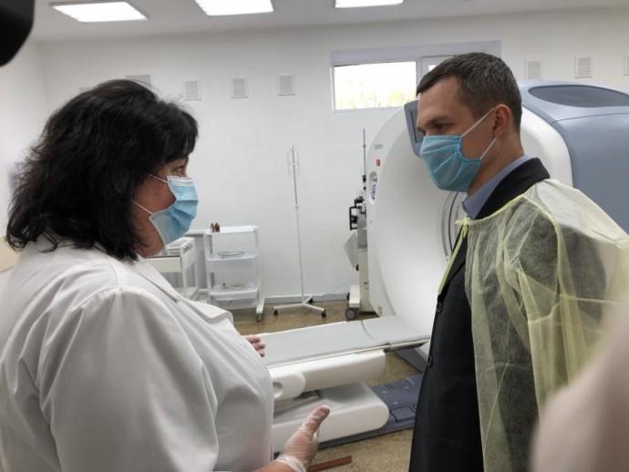 В Балаклейской ЦРБ готовы перепрофилировать 200 коек для пациентов с COVID-19