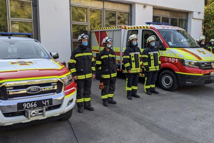 В двух ОТГ Харьковщины сформировали местные команды спасателей
