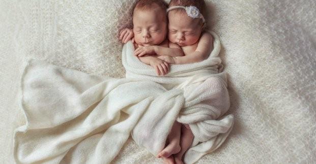 1 апреля в Харькове родилось четыре двойни