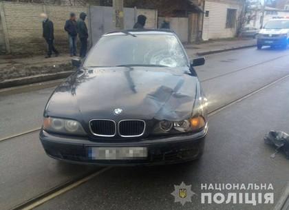 Полиция расследует гибель пешехода на Гольдберговской (ГУНП)
