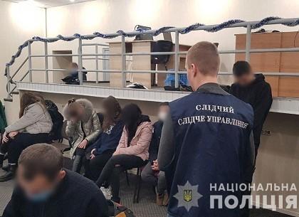 В Харькове накрыли колл-центр, который выманивал карточные данные граждан - ГУНП