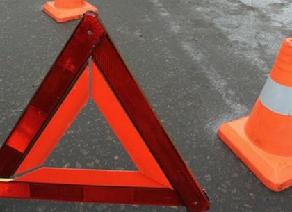 ФОТО: Подробности ДТП в центре Харькова, есть пострадавший (Патрульная полиция)