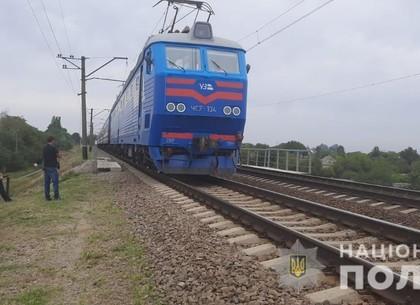 Пожилая женщина погибла под колесами поезда (ФОТО)