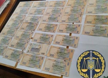 Взятка в 32 тысячи: провал махинации двух чиновников (ФОТО)