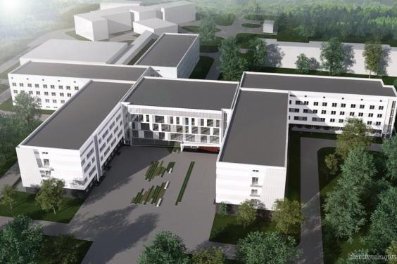 На строительство областного центра онкологии направят 100 млн грн из госбюджета