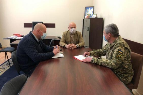 Плановое задание по призыву на срочную военную службу на Харьковщине выполнили на 100%