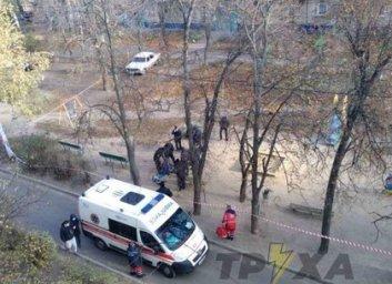 Взрыв на Одесской: комментарии полиции (ГУ НП)