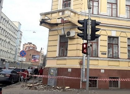 Обвал знаменитого здания в центре Харькова: спустя восемь месяцев нашли деньги (ГХ)