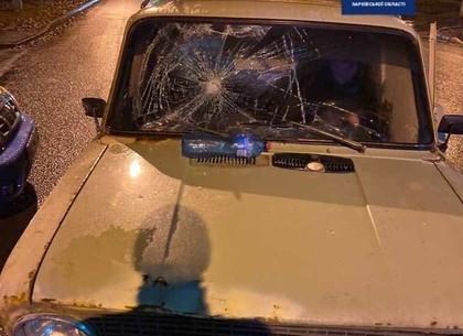 ДТП: на Салтовке сбили пешехода (Патрульная полиция)
