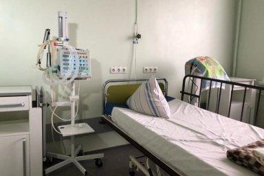 В Харьковской области для больных COVID-19 сейчас есть 600 свободных коек, обеспеченных кислородом