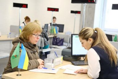С 1 января заявления на получение соцпомощи нужно подавать уполномоченным при местных советах или че