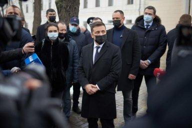 Мы должны открыть рынок справедливых социальных услуг в Украине. Президент