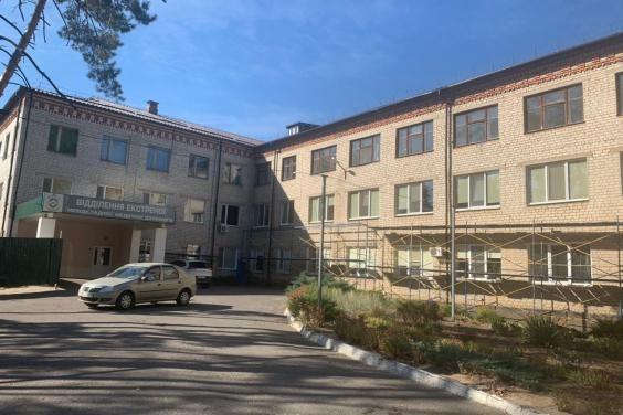 Харьковская область получила средства из государственного бюджета на капремонт приемных отделений бо
