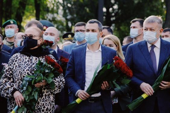 Благодаря защитникам Украины мы сильны и непобедимы. Алексей Кучер