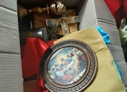 Дерзкое ограбление церкви: преступник пойман (МВД)