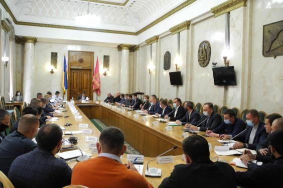 Около 90% котельных начали работу на территории Харьковской области