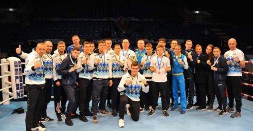 Харьковчане стали чемпионами Европы по таиландскому боксу