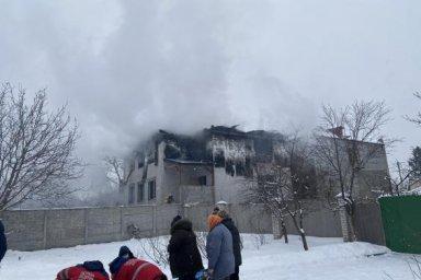 Мы готовы разместить всех пострадавших от пожара людей в интернатных учреждениях области - Юрий Шпар