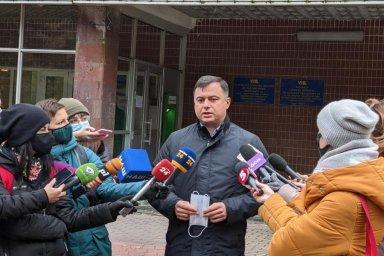 Главный приоритет новой главы области Айны Тымчук - борьба с COVID-19. Тарас Пастух