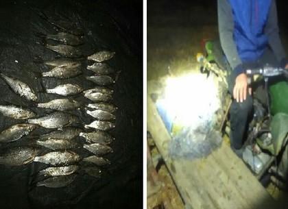 Вечерний клев оказался результативным для рыбоохранного патруля (Рыбнадзор)