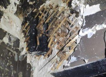 Подробности пожара на Чернышевской: информация спасателей