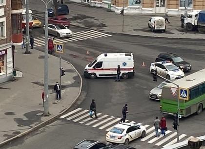 ФОТО: Девушка-пешеход погибла в жутком ДТП на Плехановской (Telegram)