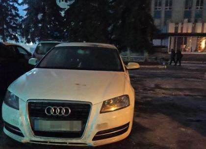 ФОТО: Ночной пожар на парковке: поджигатель успел скрыться - ГУНП