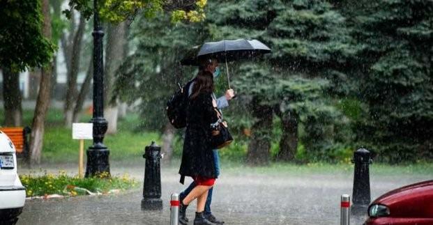 Завтра в Харькове - до 18 градусов тепла и дождь