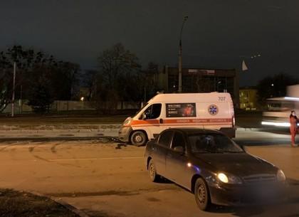 Подробности ДТП со скорой рассказали в Патрульной полиции