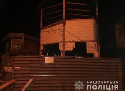 Приехали ночью и разломали построенное: копы в поисках группы с кувалдами