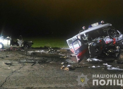 Полиция ищет свидетелей ДТП со скорой, в котором погибли три человека