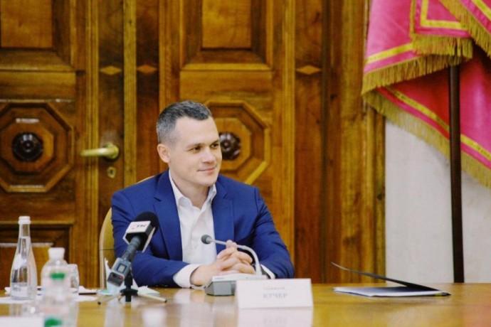 Глава ХОГА встретился с представителями Киево-Могилянской бизнес-школы